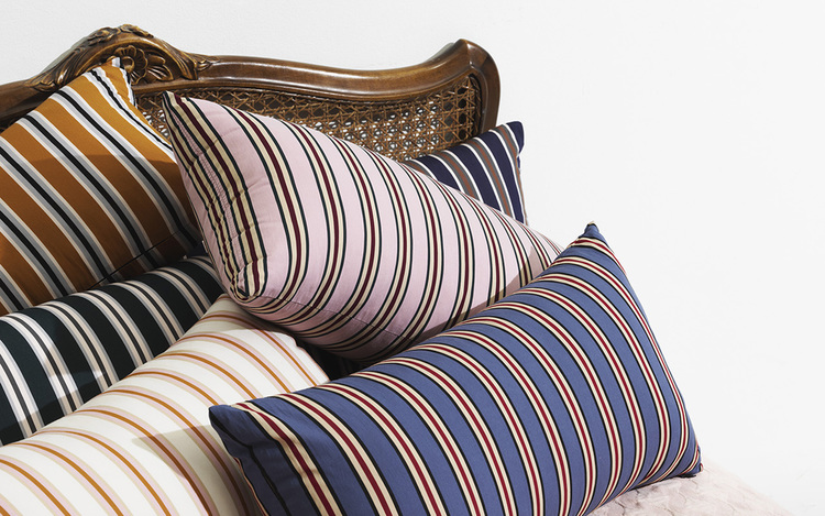 Eclat Cushion Rose Multi