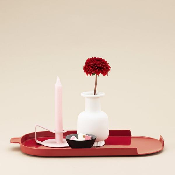Nocto Candlestick Rose