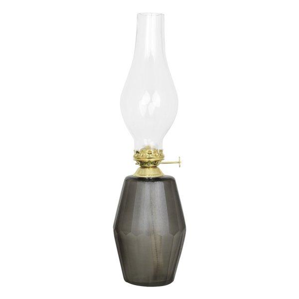 Kerosene Lamp Ebba Small Grey