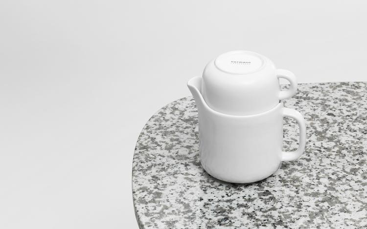 Bliss Teapot 70 cl. Grey