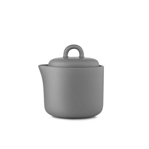 Bliss Sugar Bowl 30 cl. Grey