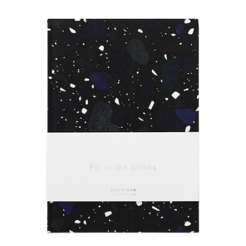 Notebook Space Stone