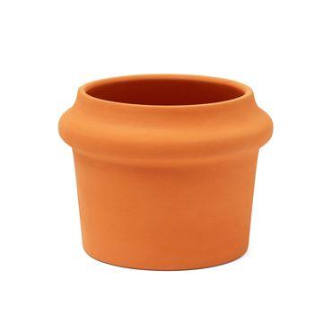 Tivoli Garden Flowerpot Small Terracotta