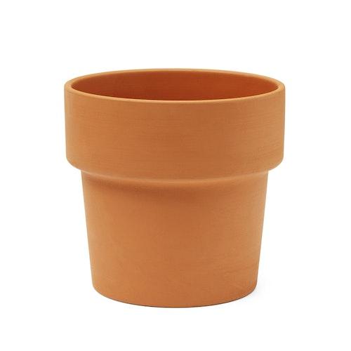 Tivoli Garden Flowerpot Medium Terracotta