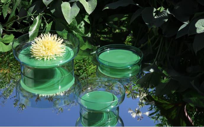 Tivoli Pond Bowl Ø20 cm Jade Green