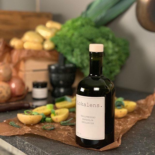 Organic Rapaseed Oil 500ml