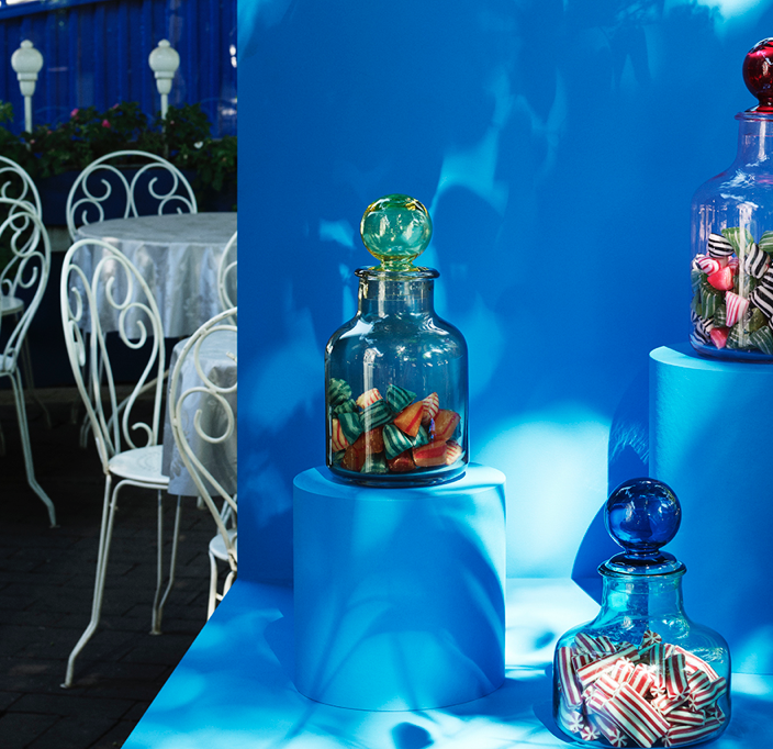 Magic Jar 3,5 L Candyfloss Rose