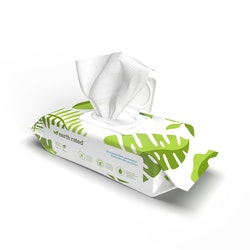 Earth Rated Wipes Compostable 100 st Unscented