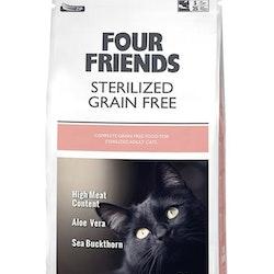 FourFriends Sterilized GF  6kg