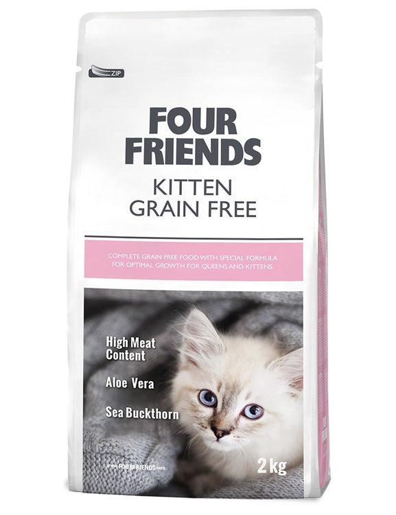 FourFriends Kitten GF 2kg