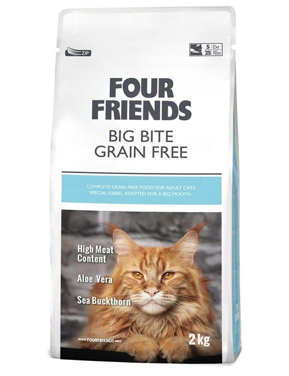 FourFriends Big Bite GF 2kg