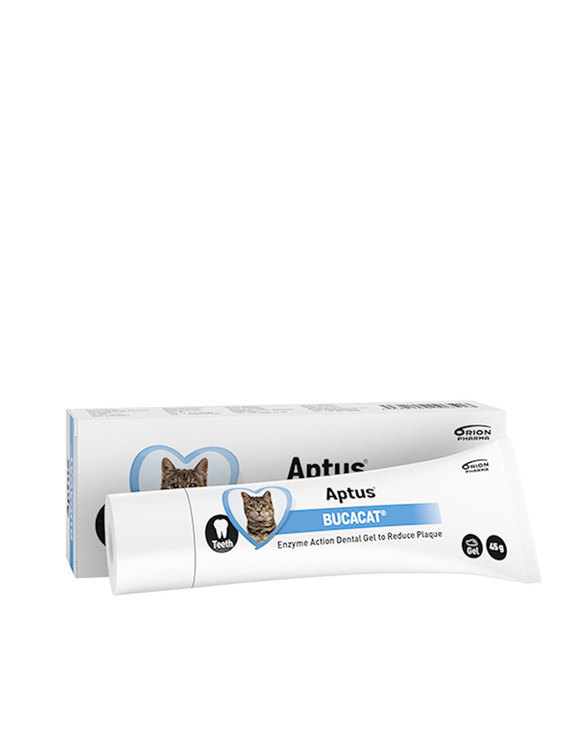 Aptus Bucacat Tandgel 45 g