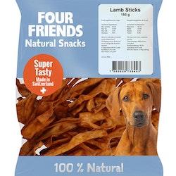 FourFriends Natural Snacks Lamb Sticks 150 g