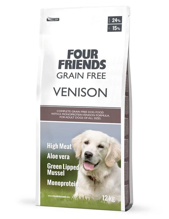 FF Grain Free Venison 17kg