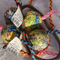 Gappay Boll gummi med rep 5 cm