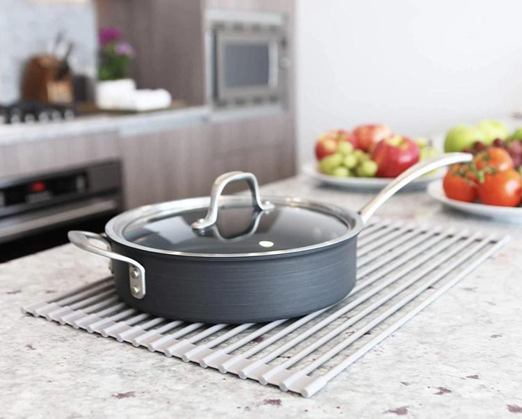 Hopvikbart diskställ - Perfekt i köket