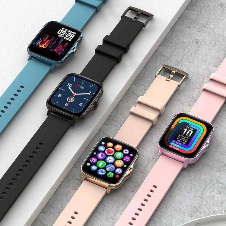 Smartwatch 2021 - Mäter dina steg, sömn, kaloriförbrukning, blodtryck och puls