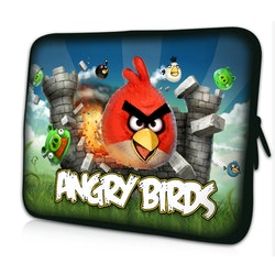 Datorfodral - Angry birds