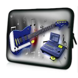 Datorfodral - Music gitarr