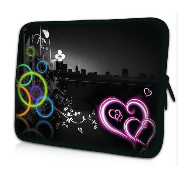 Datorfodral - Hus med hjärtan