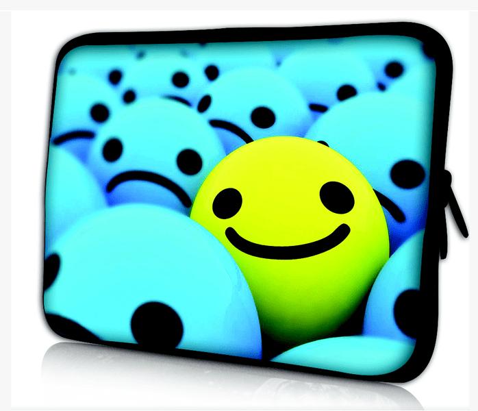 Datorfodral - Happy