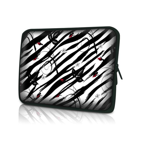 Datorfodral - Zebra