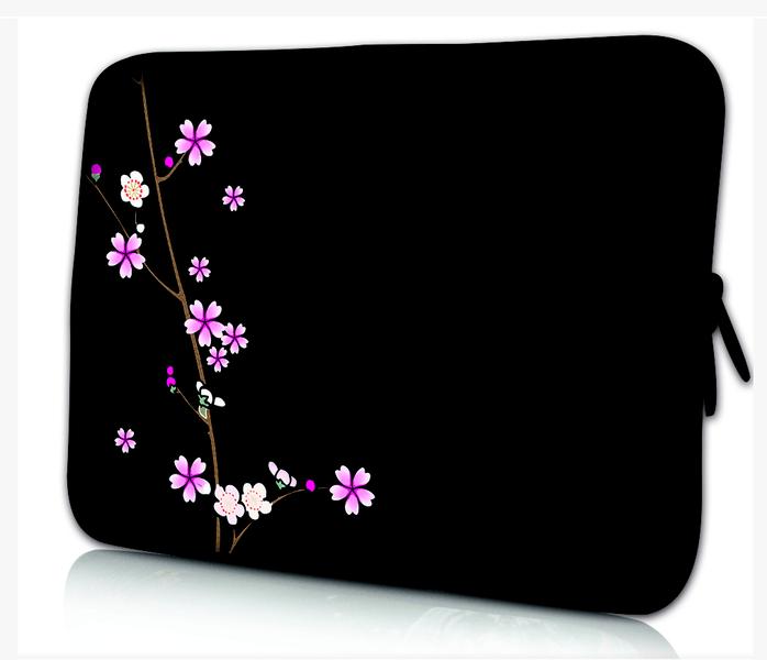 Datorfodral - Blommande gren