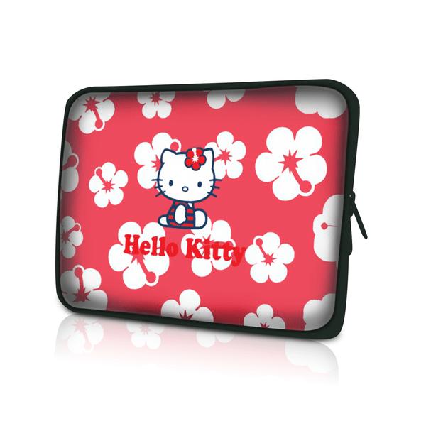 Datorfodral - Hello Kitty Flower
