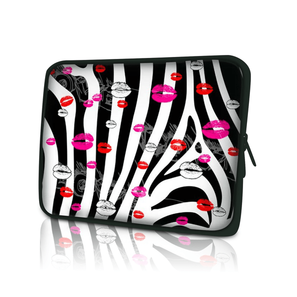 Datorfodral- Zebra Lips