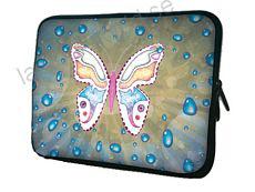Datorfodral - Fjäril i regn