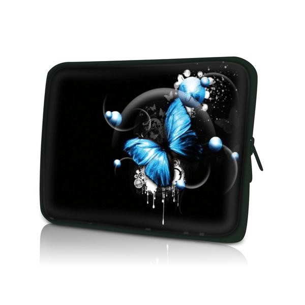 Datorfodral - Mörk fjäril