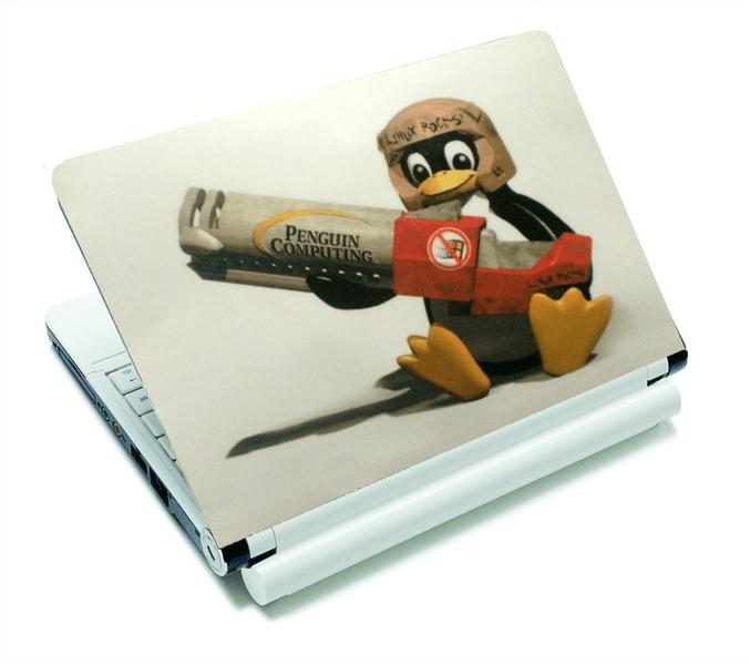 Datorskin - Pingu