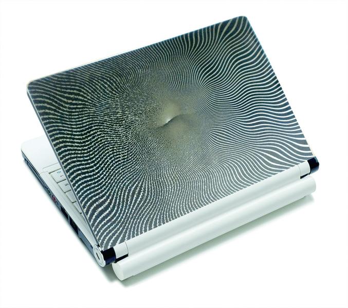 Datorskin - Zebramönster