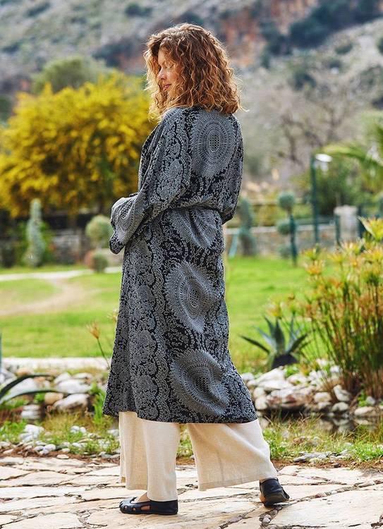 Kimono, Mandala