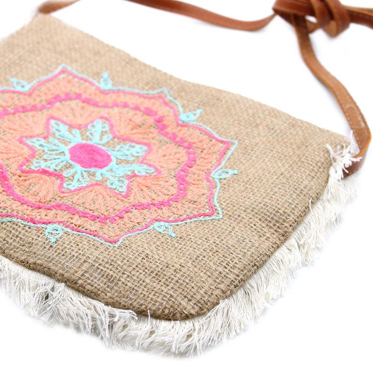 Väska- Mandala