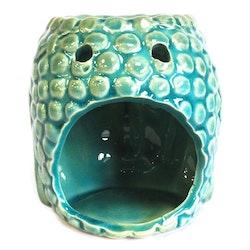 Aromalampa Buddha - Blå