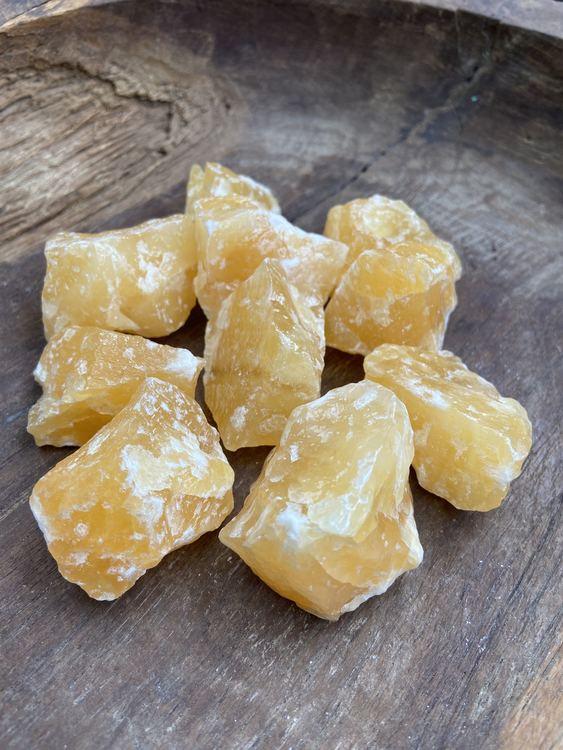 Kalcit Rå - 3 sorter