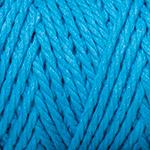 Makramégarn Klarblå 3 mm