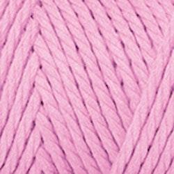 Makramégarn Rosa 3 mm