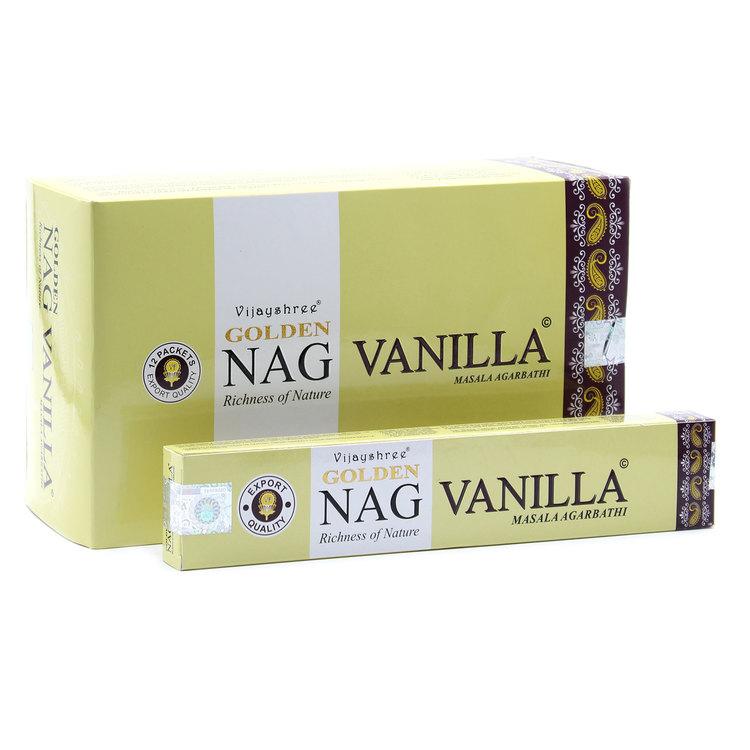 Vanilj (Golden Nag)