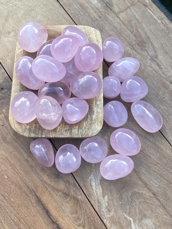 Rosenkvarts (Cuddle Stone)