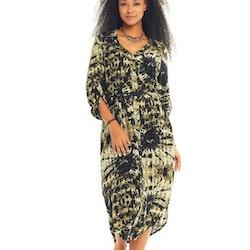 Skjortklänning Batik