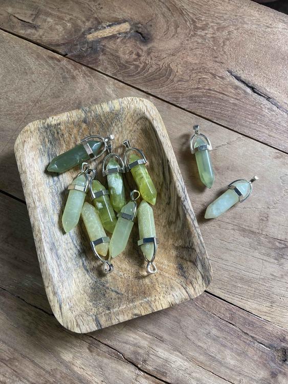 Hänge New Jade (Bullet)