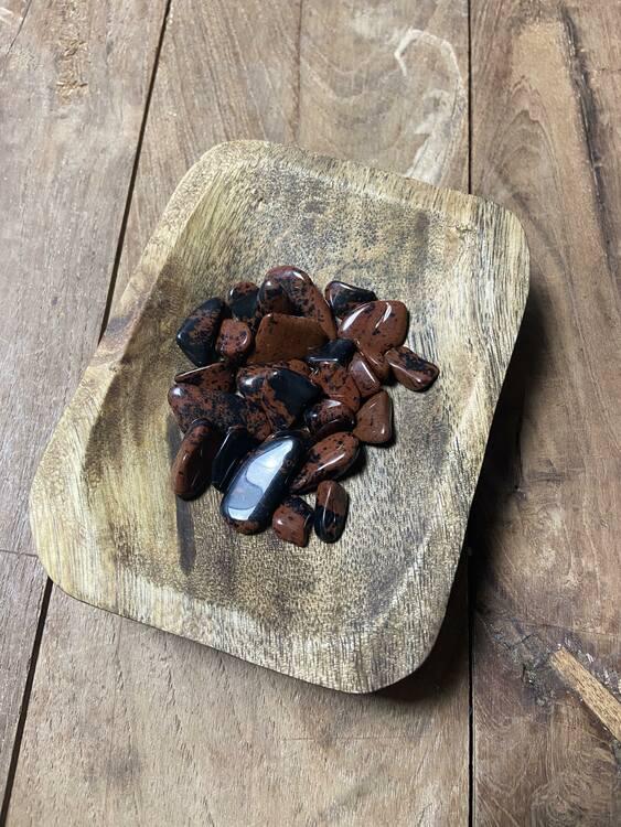 Mocca Obsidian (Chips)