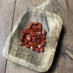 Röd Jaspis (Chips)