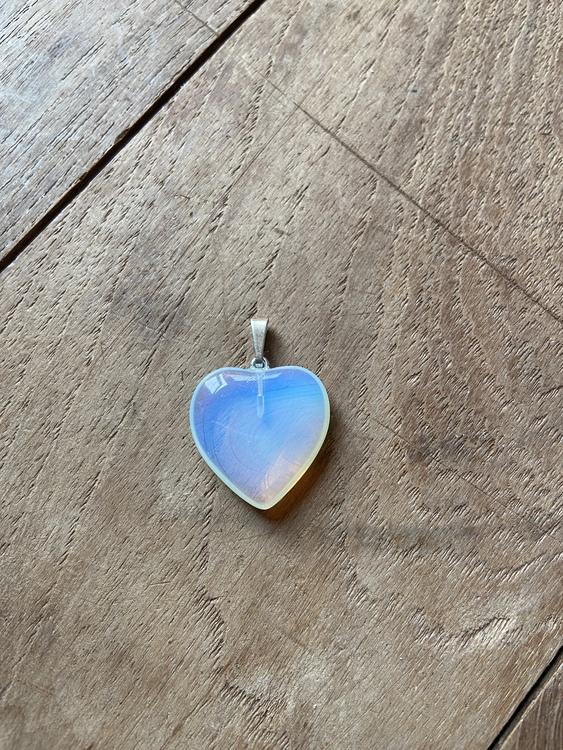 Hänge Opalit (Hjärta)
