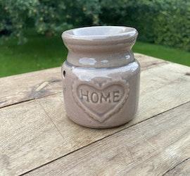 Aromlampa Home- Beige/Grå