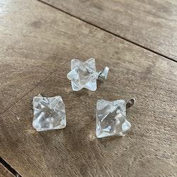 Hänge Bergkristall (Åttauddig Stjärna)