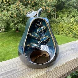 Backflow Päron Mörkblå/turkos