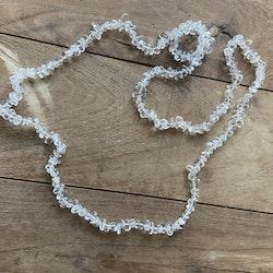 Halsband Bergkristall